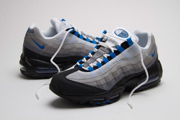 Nike Air Max 95 Photo Blue | The Style
