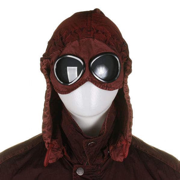 Gucci Fiat 500 >> Parachute Cloth CP Company Goggle Jacket | The Style Raconteur