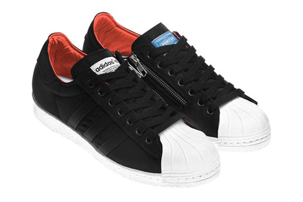 Porter x Adidas Originals Superstar 80's | The Style Raconteur