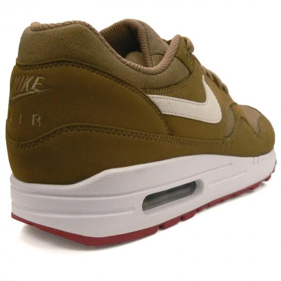 e7a369201dd Nike Air Max 1 Brown Kelp | The Style Raconteur