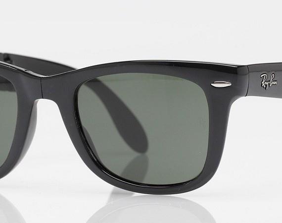ray ban folding wayfarer sunglasses lite tort  ray ban folding wayfarer