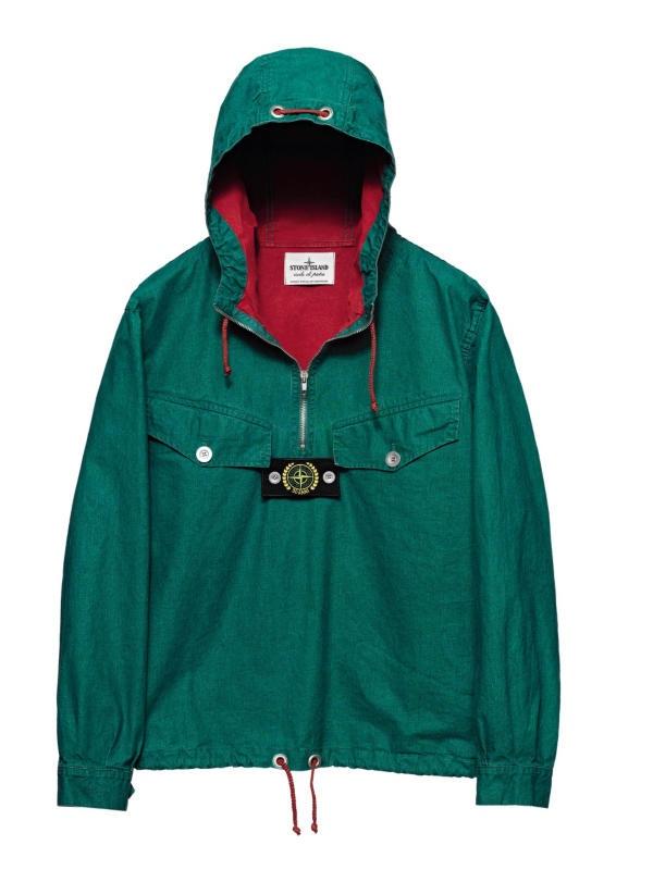 stone island 30th anniversary tela stella jacket 00571544t1y1 the