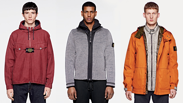 stone island 30th anniversary collection the style raconteur