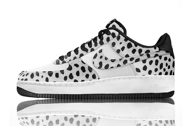 Nike Air Force 1 Id Options Dimpression Poney Animal Cheveux Sur Iphone