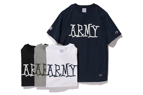 stussy-x-champion-reverse-weave-army-tee-1