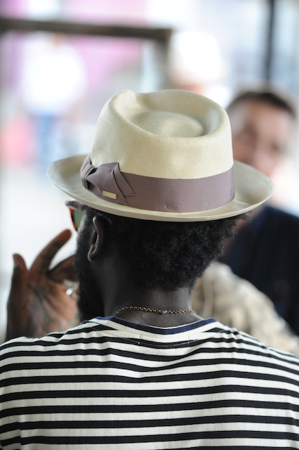 The style raconteur pitti