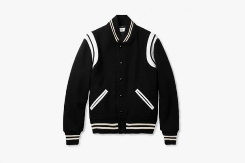 Saint-Laurent-Leather-Trimmed-Wool-Blend-Varsity-Jacket-01-630x420