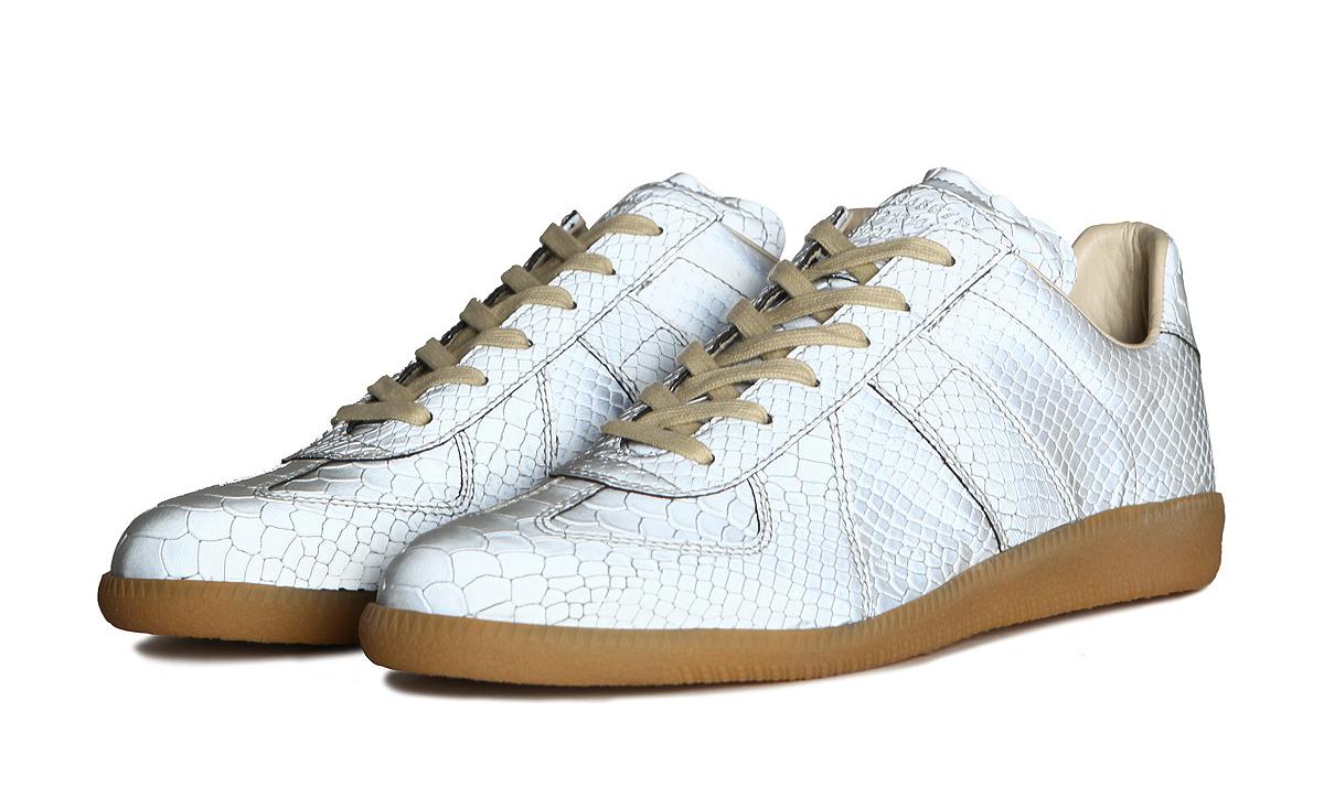 maison margiela 22 replica low reflective sneaker