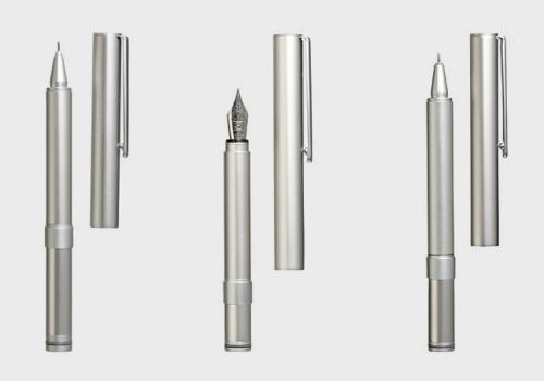 Muji-Compact-Aluminum-Pens