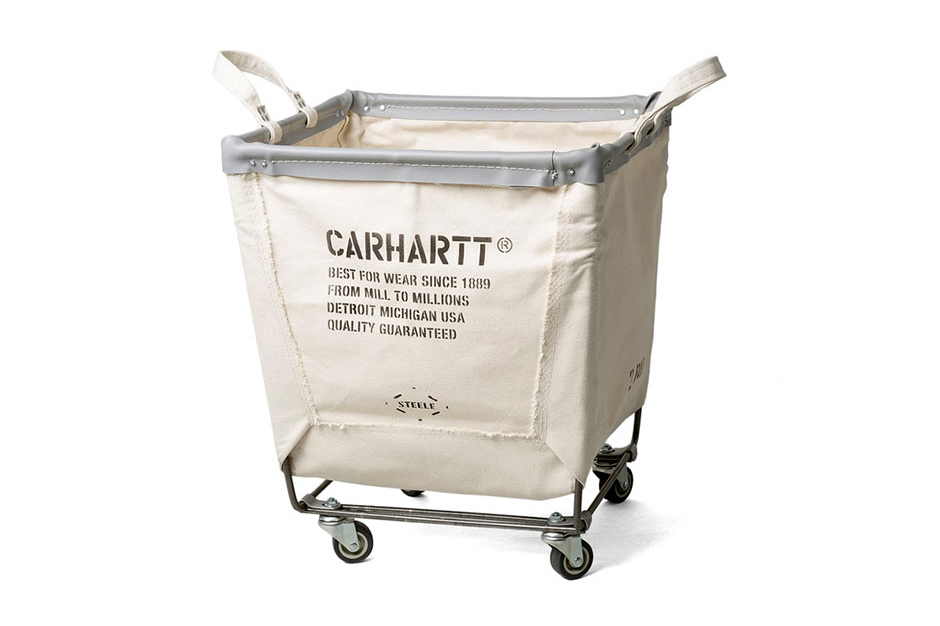 Carhartt X Steele Canvas Laundry Cart