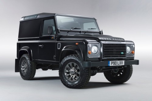Style Raconteur | Land Rover