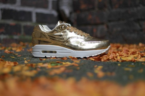 Nike Air Max 1 Liquid Metal SP | The Style Raconteur 1