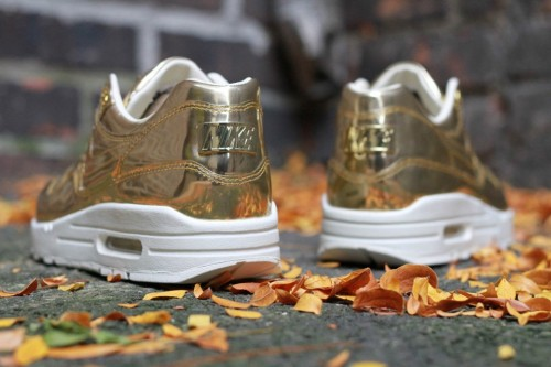 Nike Air Max 1 Liquid Metal SP | The Style Raconteur 4