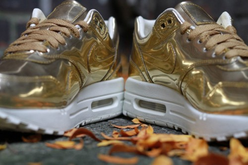 Nike Air Max 1 Liquid Metal SP | The Style Raconteur 5