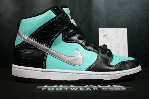 nike tiffany dunk hi | the style raconteur
