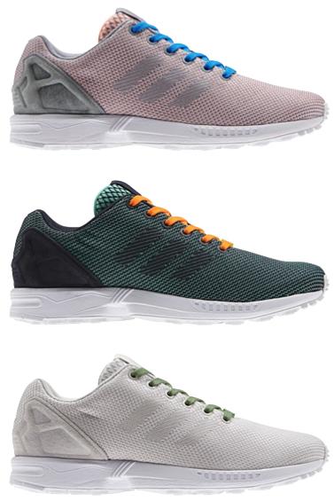 Adidas Originals ZX FLUX Spring Summer 2014 Collection | The  liefert