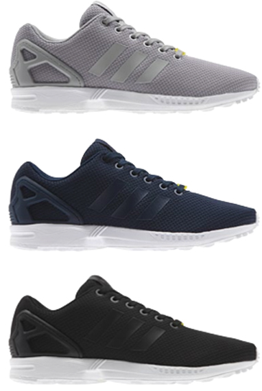 ZX FLUX Base  | The Style Raconteur