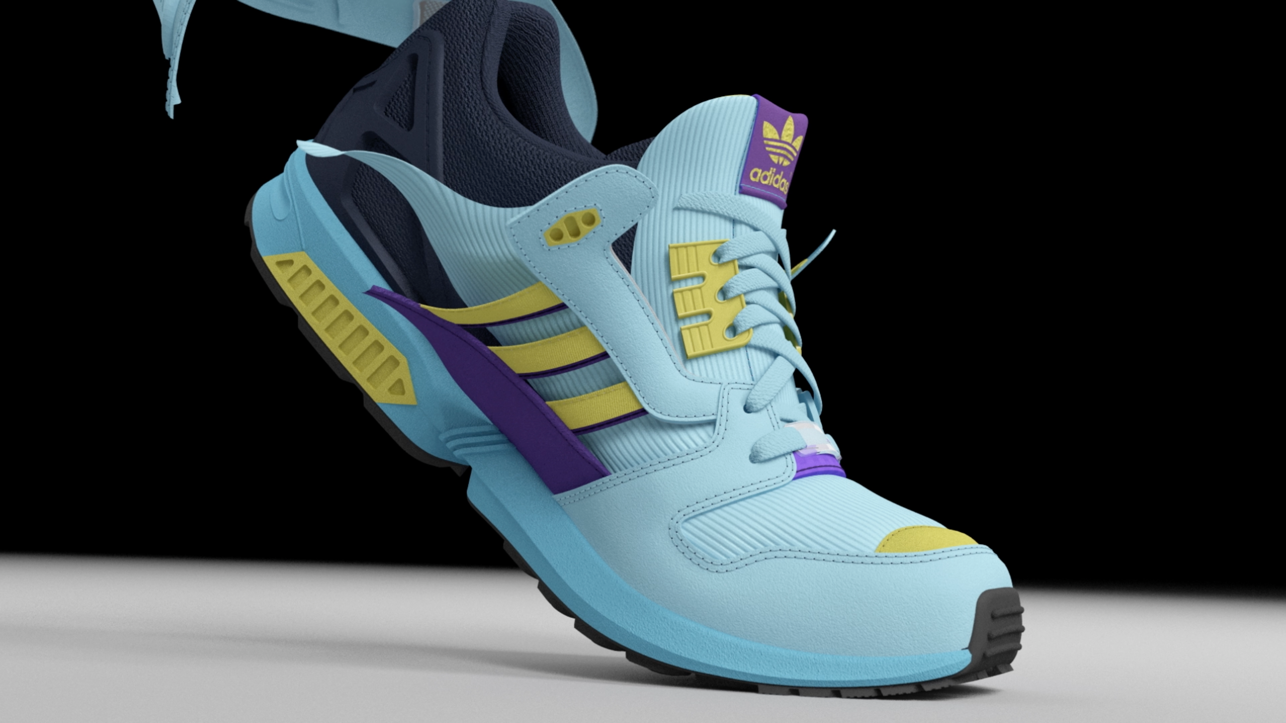 c041f3b68 ... ZX FLUX at adidas Originals retailers in the coming weeks.  ZXFLUX-VIDEO STILL-2 ...