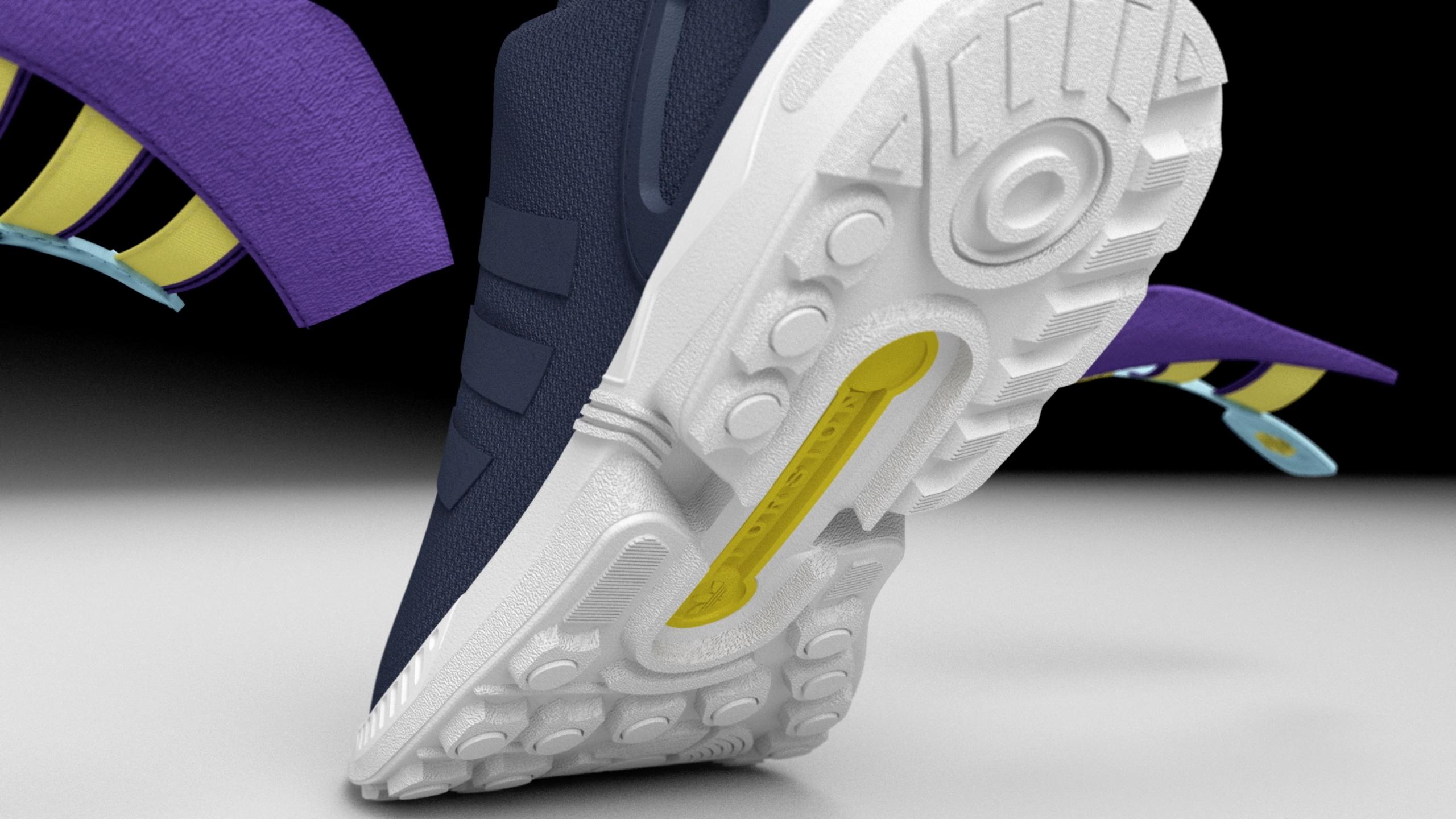 60646a2b9 ... ZXFLUX-VIDEO STILL-5 ZXFLUX-VIDEO STILL-3. adidas Originals 2014 ZX ...