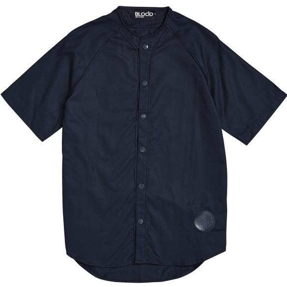 BABE SHIRT NAVY