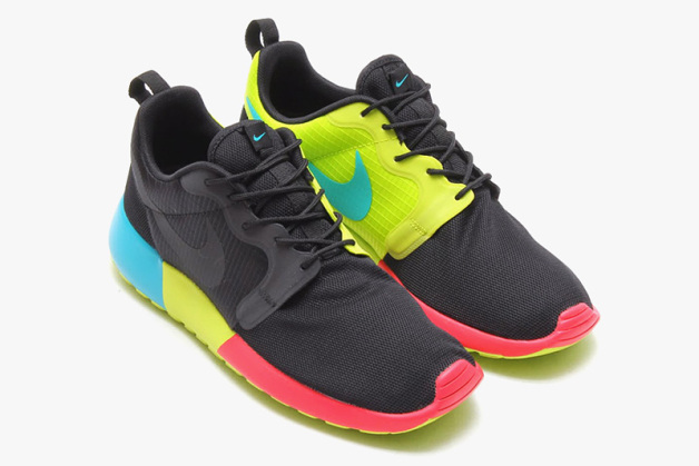 premium selection 28004 51c4a ... cheap nike roshe run hyperfuse spring 2014 monochromatic pack a3cb0  ded45