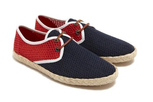 Santander NvyRed pair