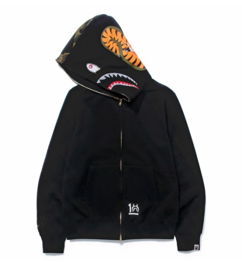 A Bathing Ape Shark Hoody 10th Anniversary | The Style Raconteur