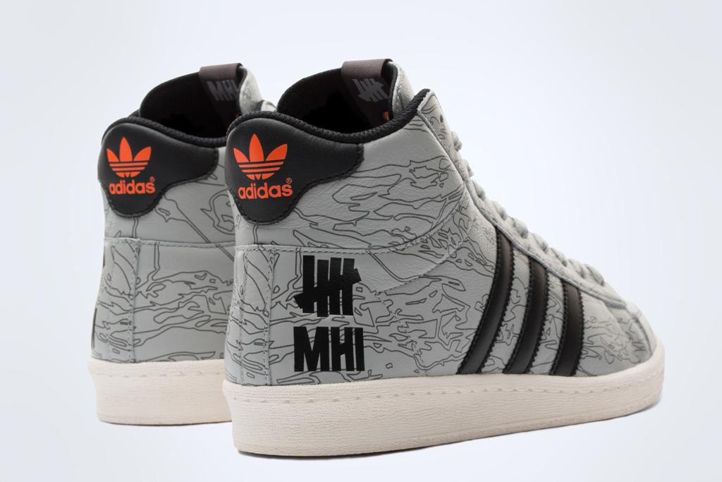 Adidas Originals consorcio x undftd x Maharishi coleccion capsula