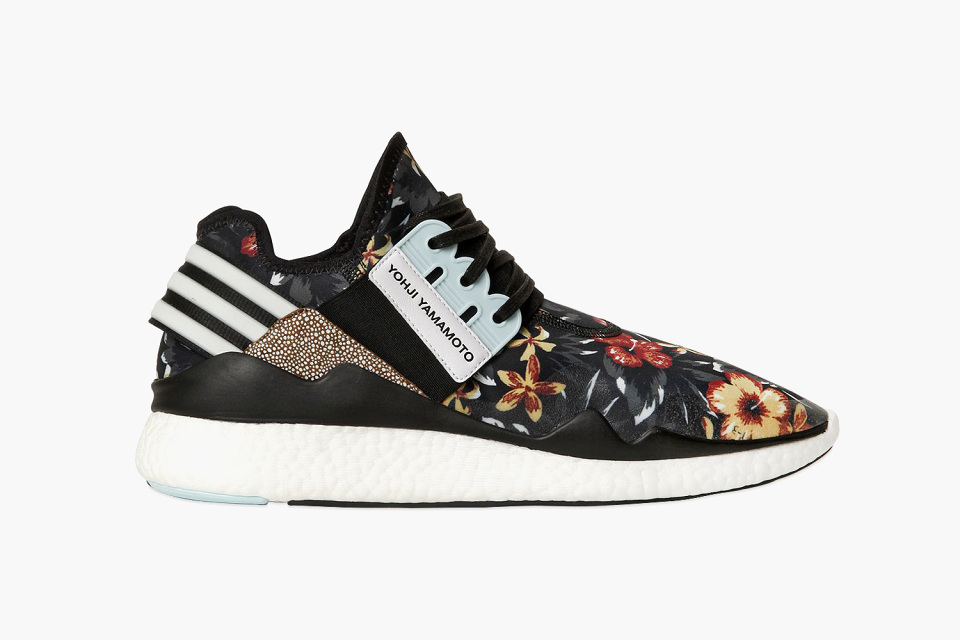 Y-3 Spring Summer 2015 Floral Footwear Collection  a64527836