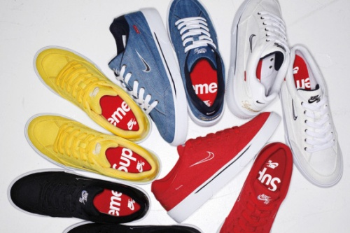 Nike x Supreme GTS Collection | The Style Raconteur