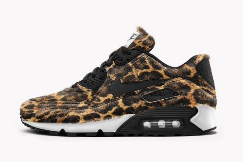 nike air max 90 premium leopard | the style raconteur