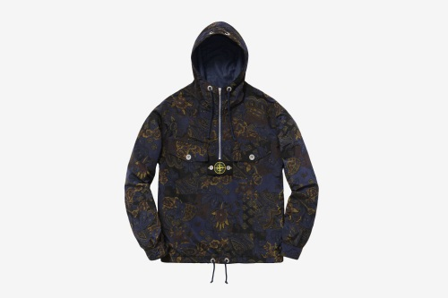 Suprem x Stone Island Spring Summer 2015 | The Style Raconteur